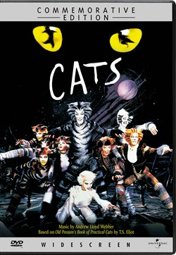 Cats (Commemorative Edition) [DVD]