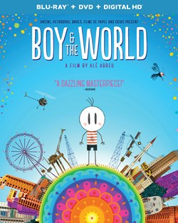Boy and the World (with DVD) [Blu-ray]