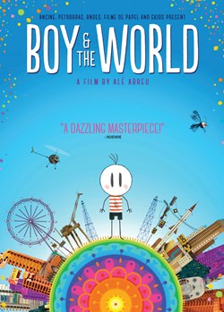Boy and the World [DVD]