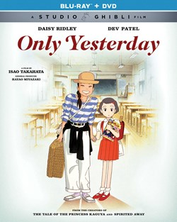 Only Yesterday (with DVD) [Blu-ray]