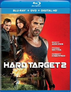 Hard Target 2 (with DVD - Double Play) [Blu-ray]