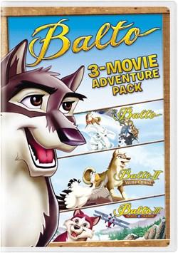 Balto/Balto 2/Balto 3 [DVD]