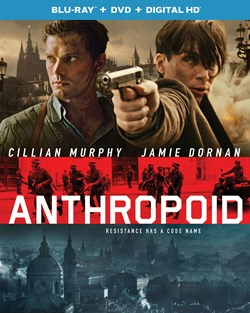 Anthropoid (with DVD - Double Play) [Blu-ray]