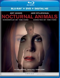 Nocturnal Animals (with DVD) [Blu-ray]