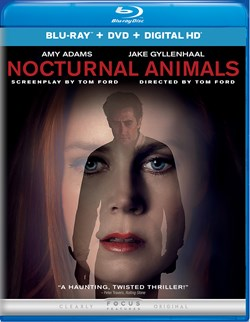 Nocturnal Animals (with DVD - Double Play) [Blu-ray]