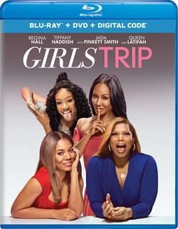 Girls Trip (with DVD) [Blu-ray]