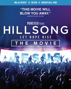 Hillsong: Let Hope Rise (with DVD) [Blu-ray]