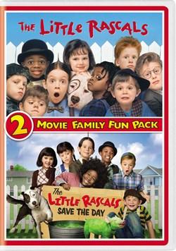 The Little Rascals/The Little Rascals Save the Day [DVD]