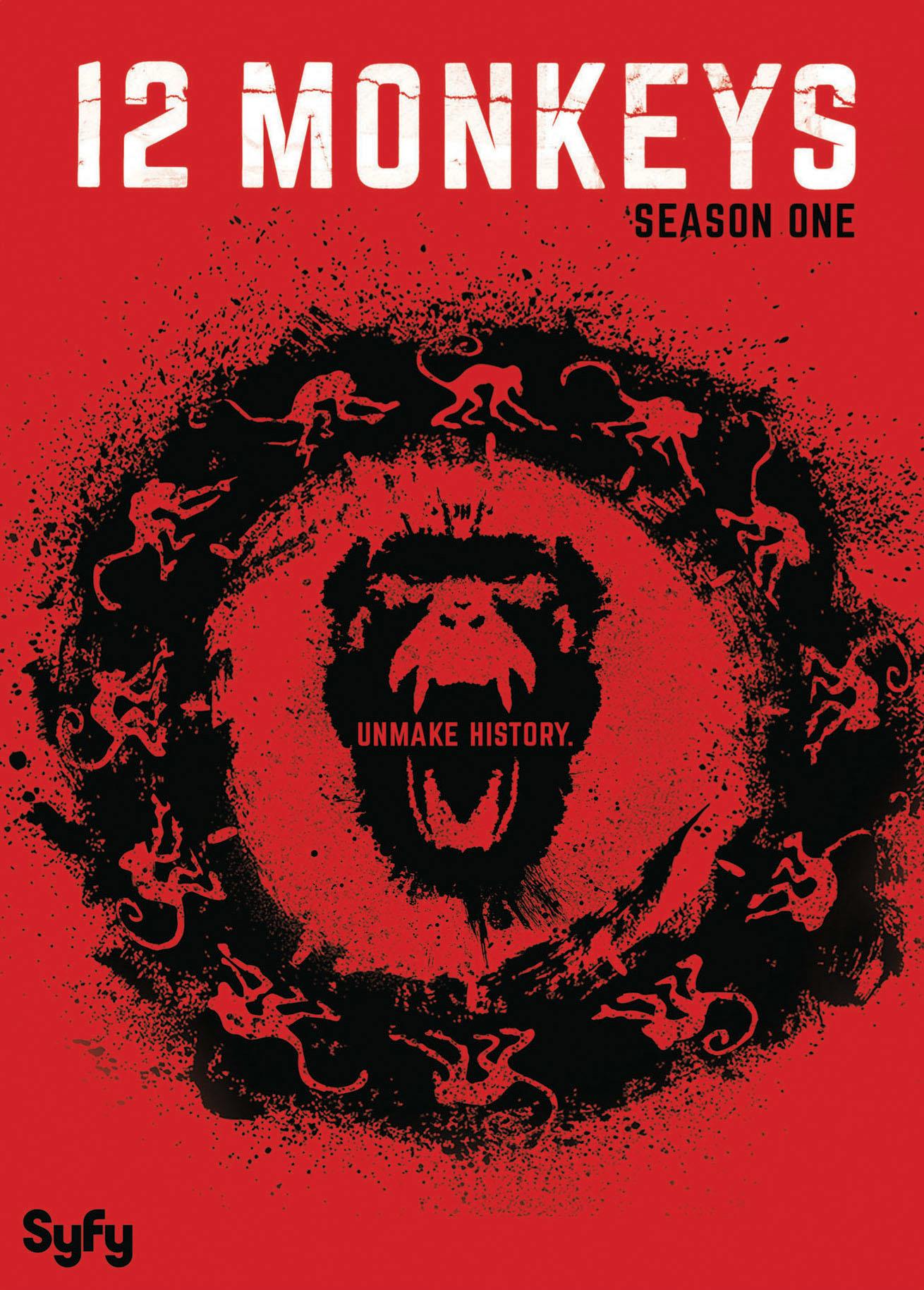 12 Monkeys: Season 1 [DVD]