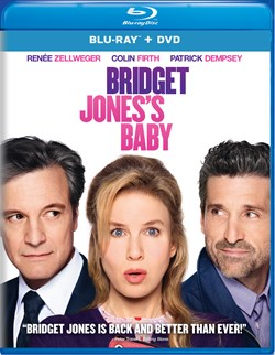 Bridget Jones's Baby (with DVD) [Blu-ray]