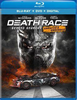 Death Race: Beyond Anarchy (with DVD) [Blu-ray]