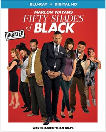 Fifty Shades of Black [Blu-ray]