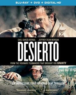 Desierto (with DVD) [Blu-ray]