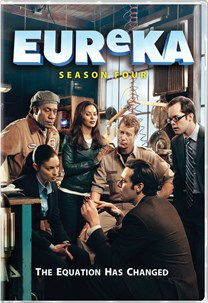 A Town Called Eureka: Season 4 [DVD]