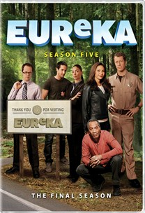 A Town Called Eureka: Series 5 - The Final Season [DVD]