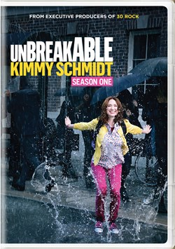 Unbreakable Kimmy Schmidt: Season One [DVD]