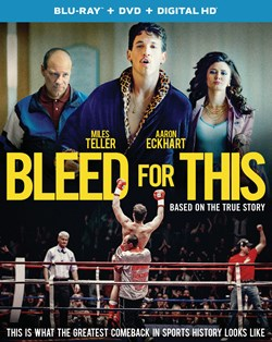 Bleed for This (with DVD) [Blu-ray]