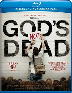 God's Not Dead (with DVD - Double Play) [Blu-ray]