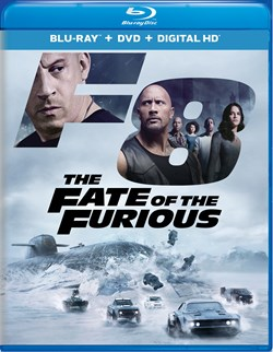 Fast & Furious 8 (with DVD - Double Play) [Blu-ray]