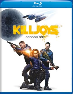 Killjoys: Season One [Blu-ray]