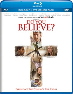 Do You Believe? (with DVD) [Blu-ray]