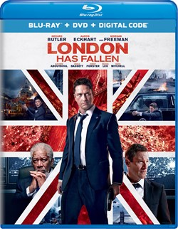 London Has Fallen (with DVD - Double Play) [Blu-ray]