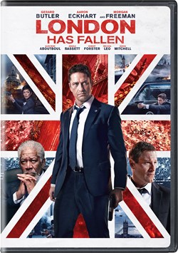 London Has Fallen [DVD]