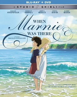 When Marnie Was There (with DVD) [Blu-ray]