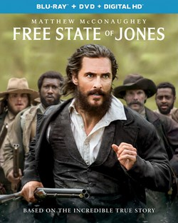 Free State of Jones (with DVD) [Blu-ray]