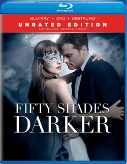 Fifty Shades Darker (with DVD) [Blu-ray]