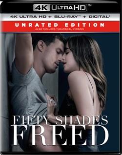 Fifty Shades Freed (4K Ultra HD) [UHD]