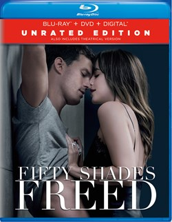 Fifty Shades Freed (with DVD) [Blu-ray]