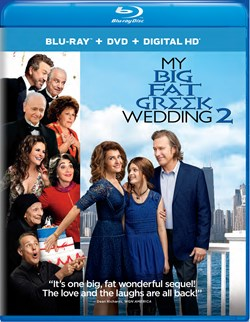 My Big Fat Greek Wedding 2 (with DVD) [Blu-ray]