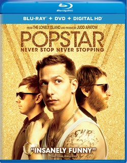 Popstar - Never Stop Never Stopping (with DVD - Double Play) [Blu-ray]