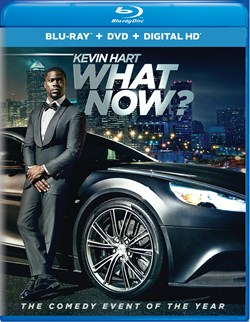 Kevin Hart - What Now? (with DVD) [Blu-ray]