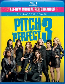 Pitch Perfect 3 (with DVD) [Blu-ray]