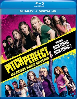 Pitch Perfect/Pitch Perfect 2 [Blu-ray]