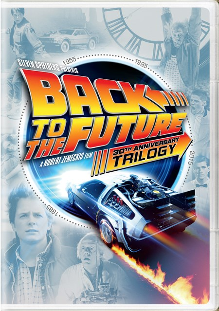 Back to the Future Trilogy [DVD]