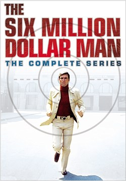 The Six Million Dollar Man: The Complete Collection [DVD]