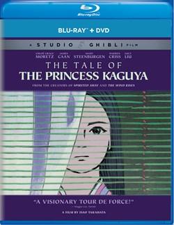 The Tale of the Princess Kaguya (with DVD - Double Play) [Blu-ray]
