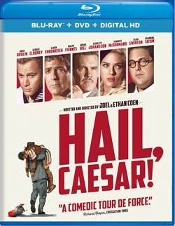 Hail, Caesar! (with DVD - Double Play) [Blu-ray]