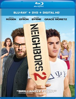 Bad Neighbours 2 (with DVD) [Blu-ray]
