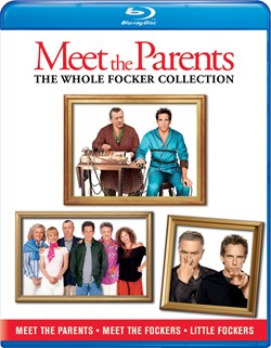 Meet the Parents/Meet the Fockers/Little Fockers [Blu-ray]