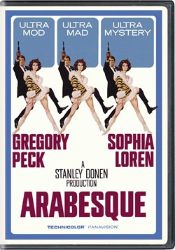 Arabesque [DVD]