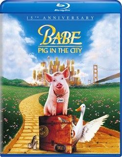 Babe: Pig in the City (15th Anniversary Edition) [Blu-ray]