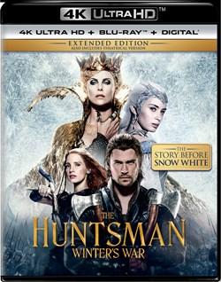 The Huntsman - Winter's War (4K Ultra HD) [UHD]