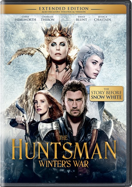 The Huntsman - Winter's War [DVD]