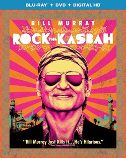 Rock the Kasbah (with DVD) [Blu-ray]