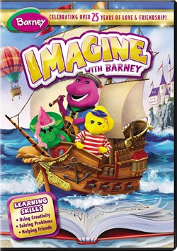 Barney: Imagine With Barney [DVD]