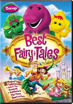 Barney: Best Fairy Tales [DVD]